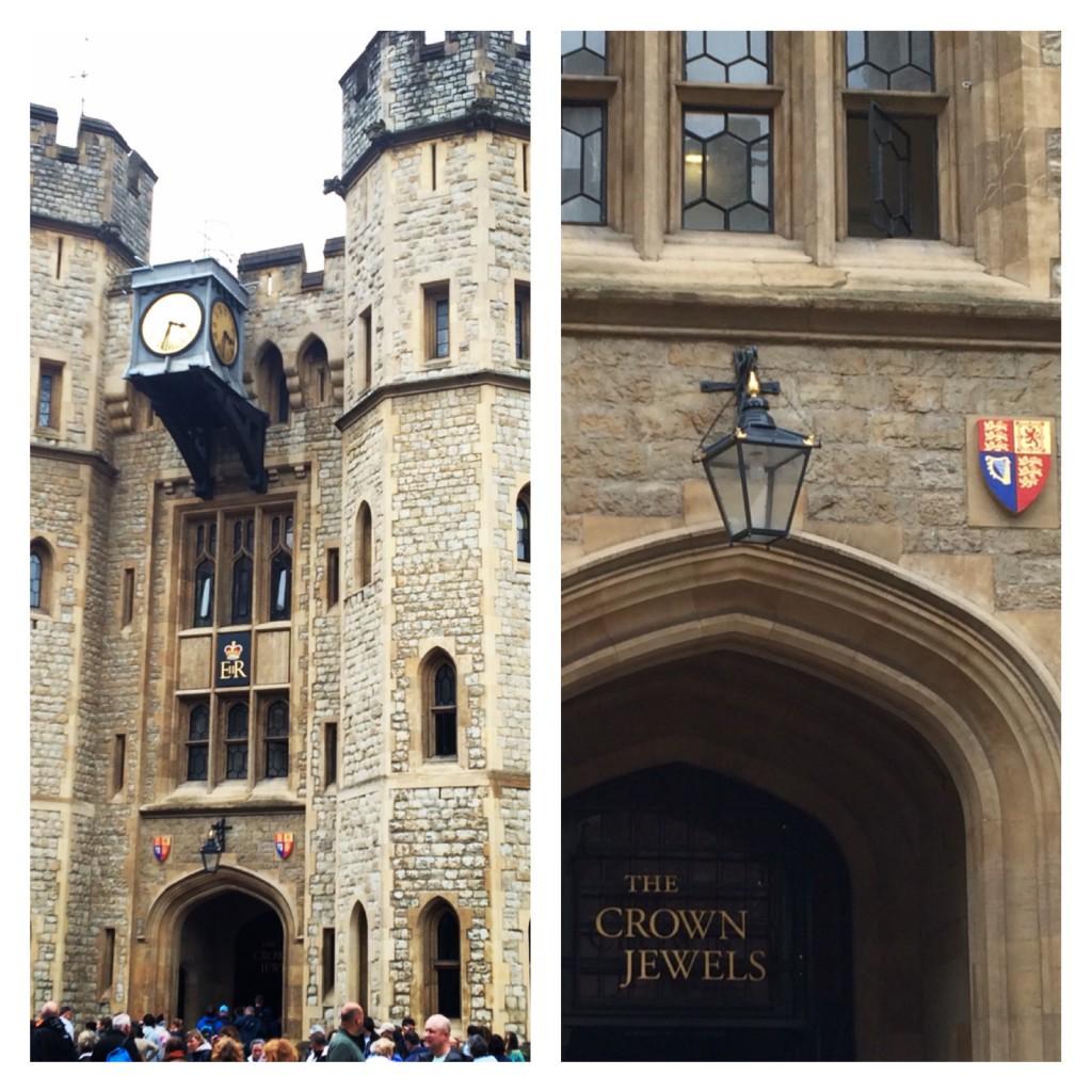 Les joyaux de la couronne à Londres