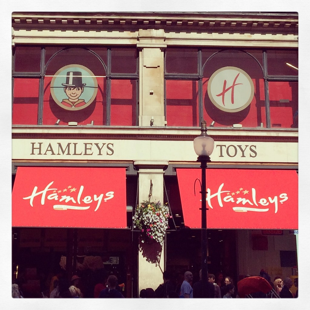 Hamleys à Londres