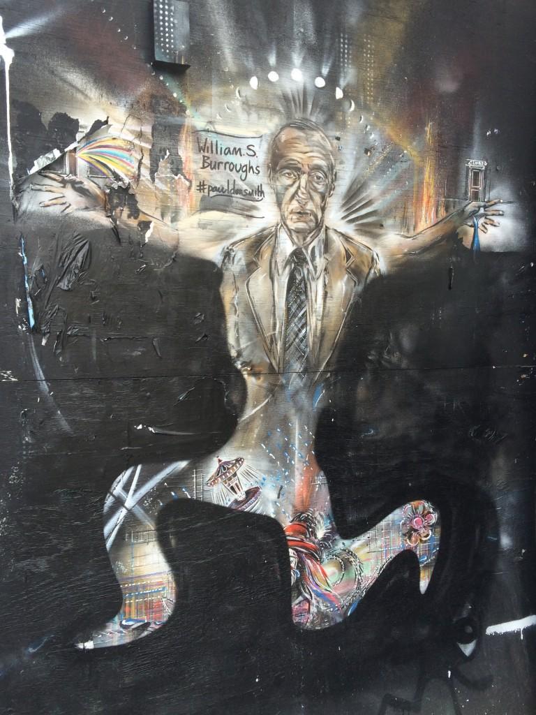 Street art - Livington street