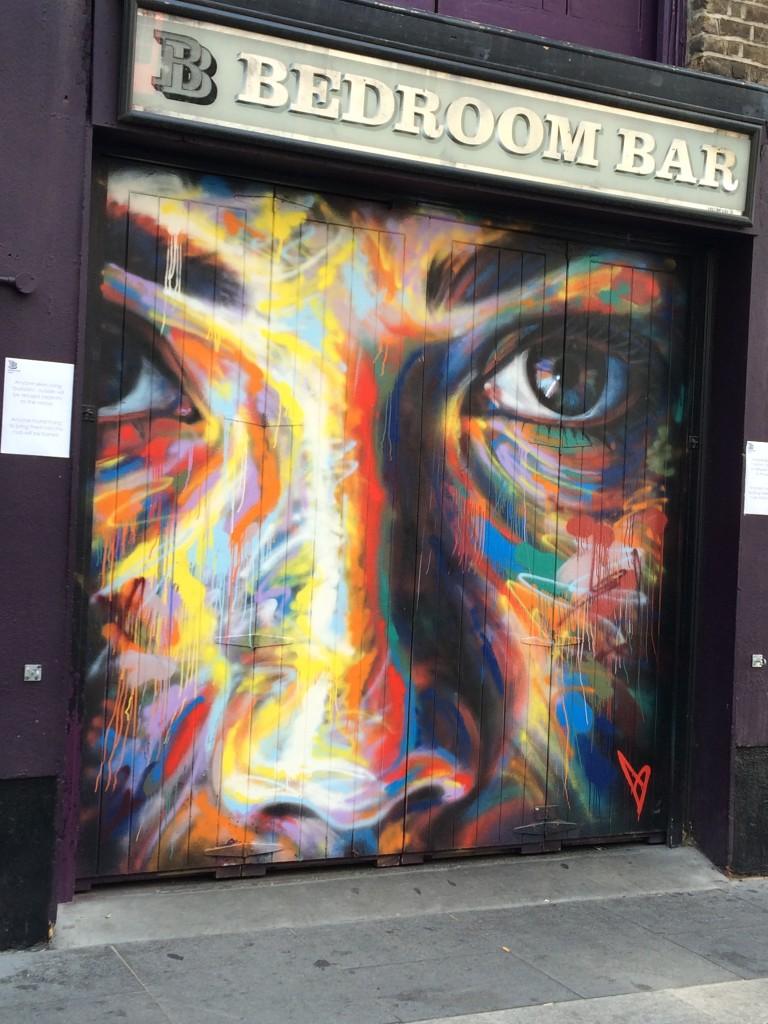 David Walker - Livington street