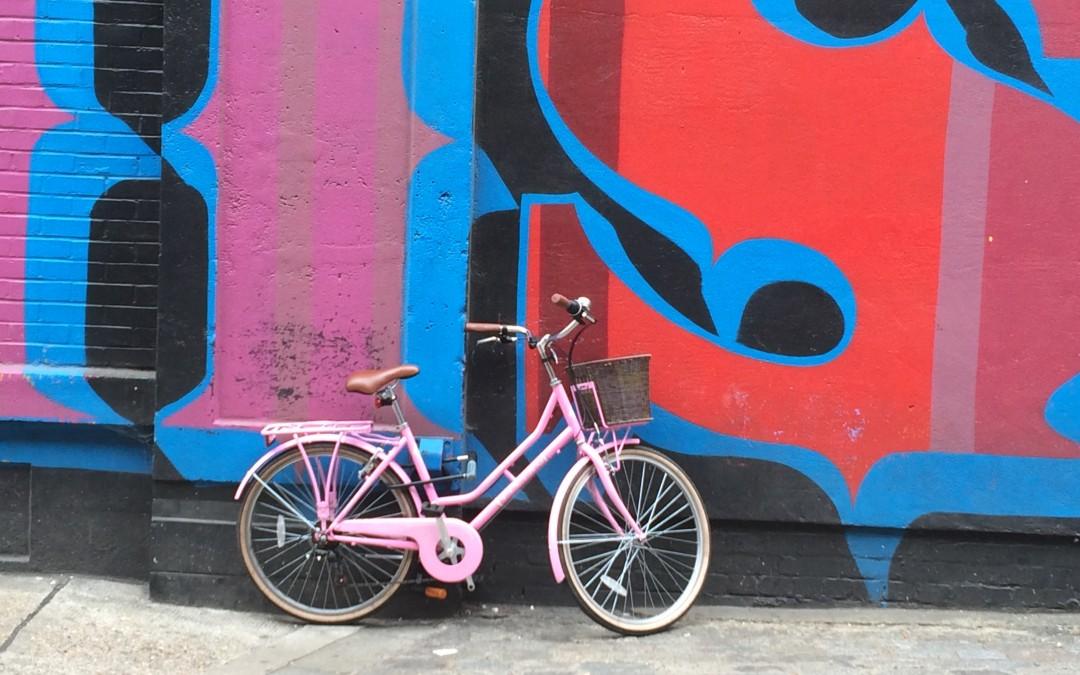Parcours street art du côté de Shoreditch et Hoxton