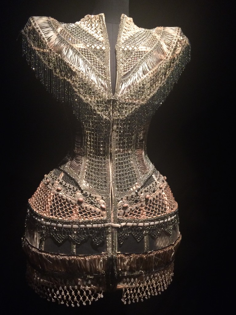 expo Jean-Paul Gaultier au Grand Palais