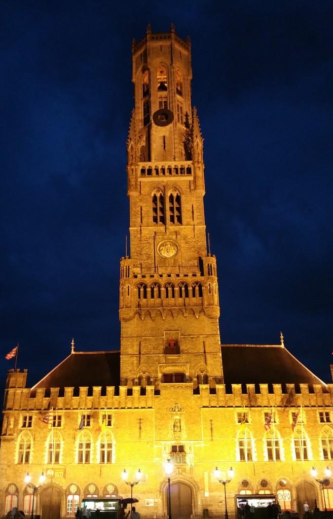 Beffroi, Place du Markt - Bruges