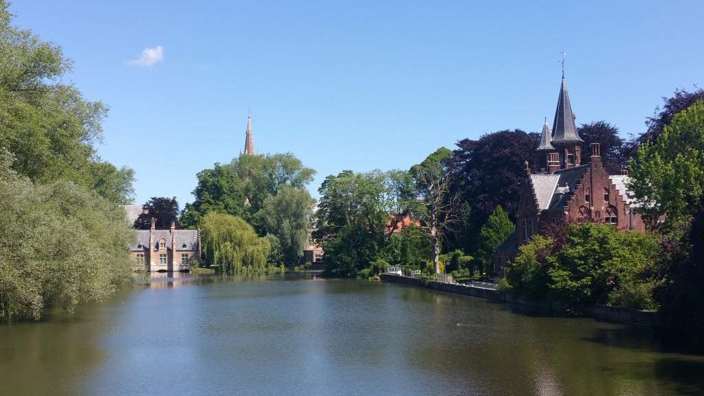 Lac Amour à Bruges
