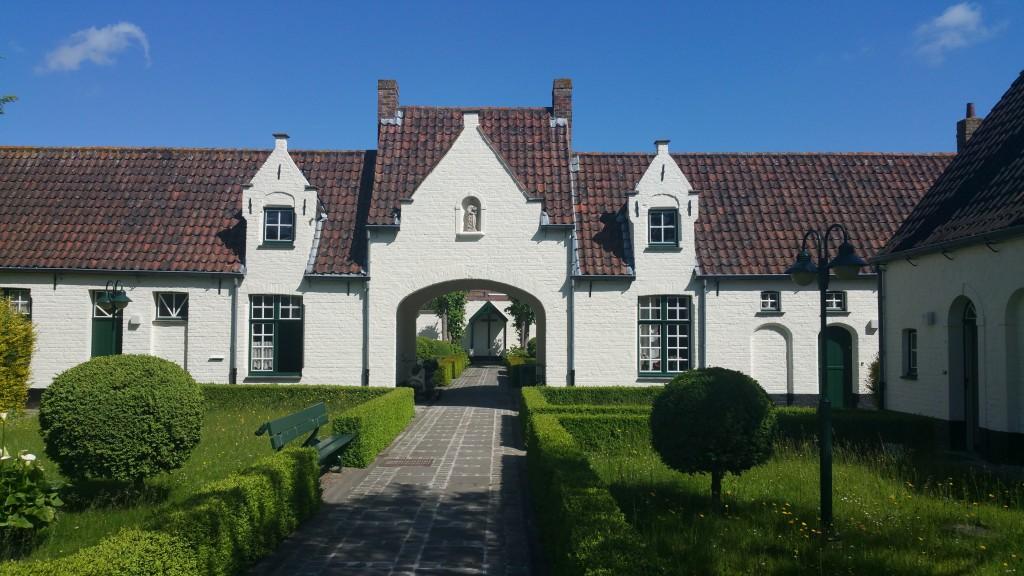 Maison de Dieu à Bruges