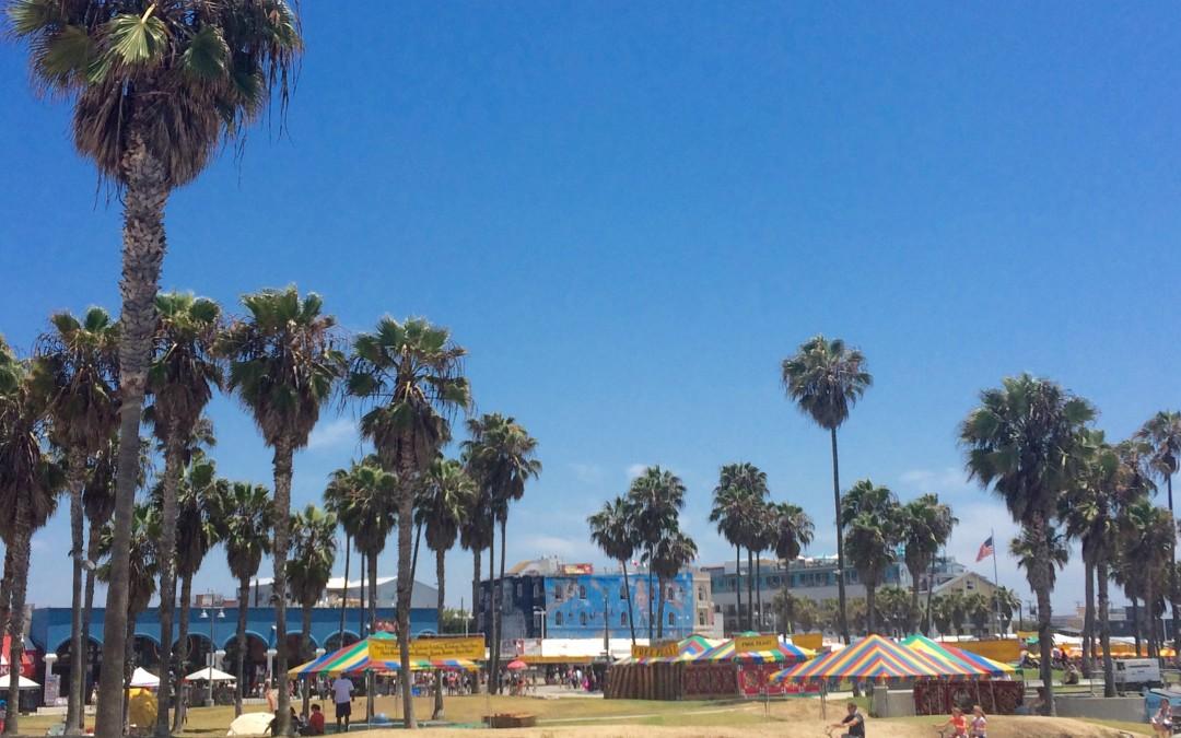 Les «good vibes» de Californie