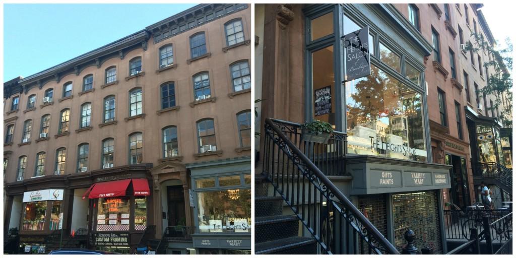 Montague Street - Quartier de Brooklyn Heights à New York