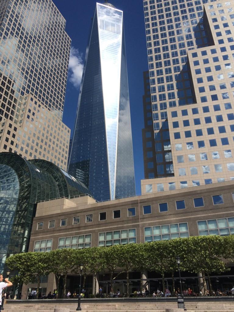 One World Trade Center à New York