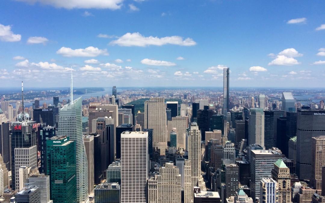 4 jours à New York #1