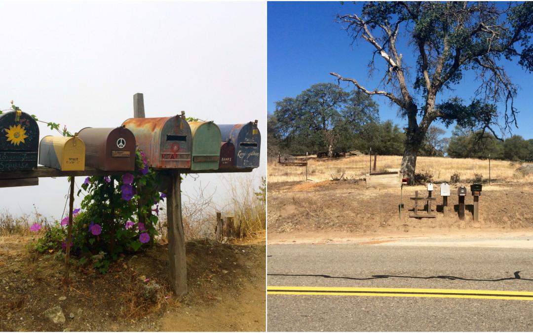 Itinéraire d'un (family) road trip en Californie