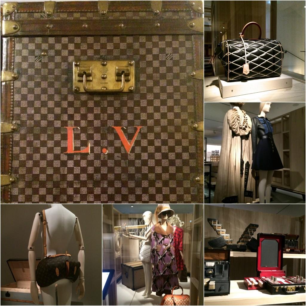 Galerie Louis Vuitton à Asnières
