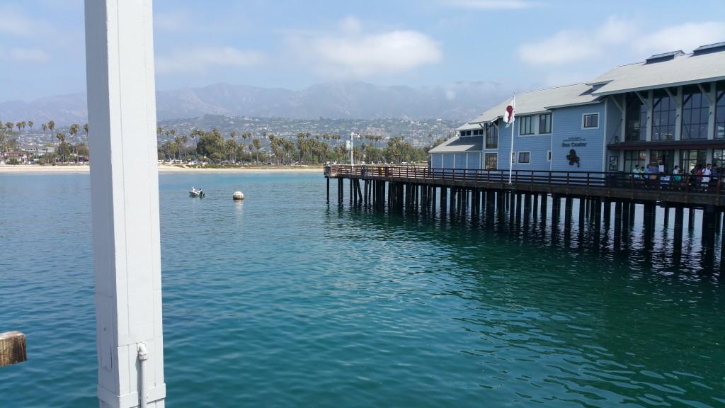 Wharf de Santa Barbara