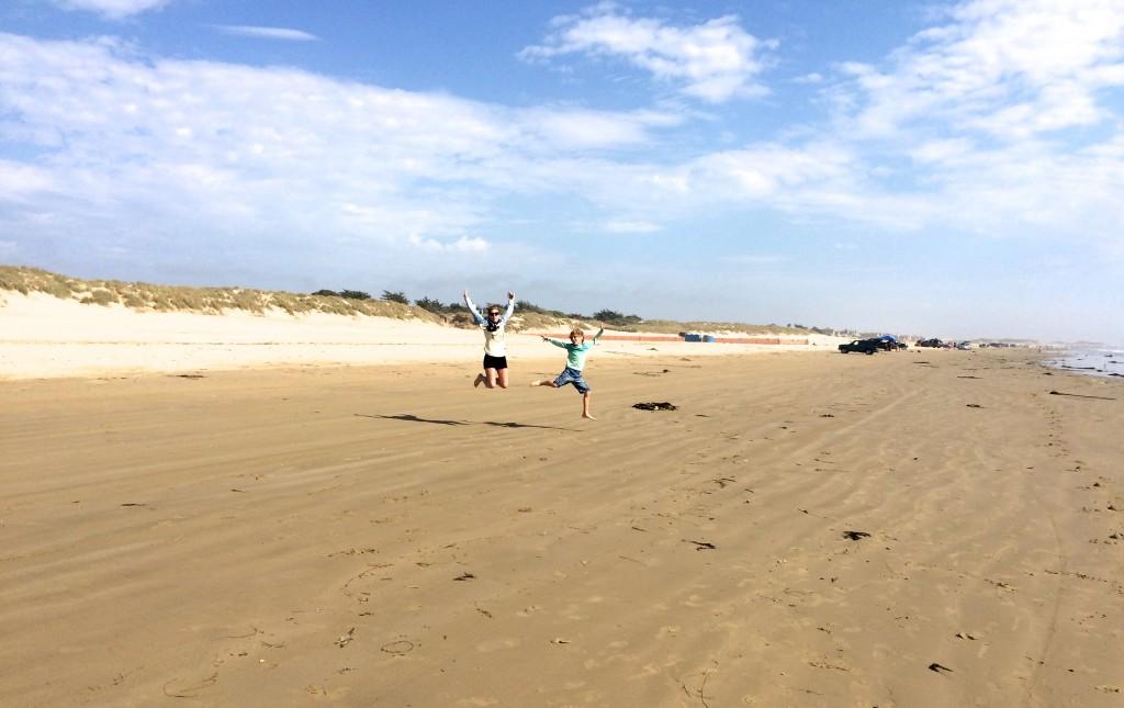 Oeano Dunes à Pismo Beach - Californie