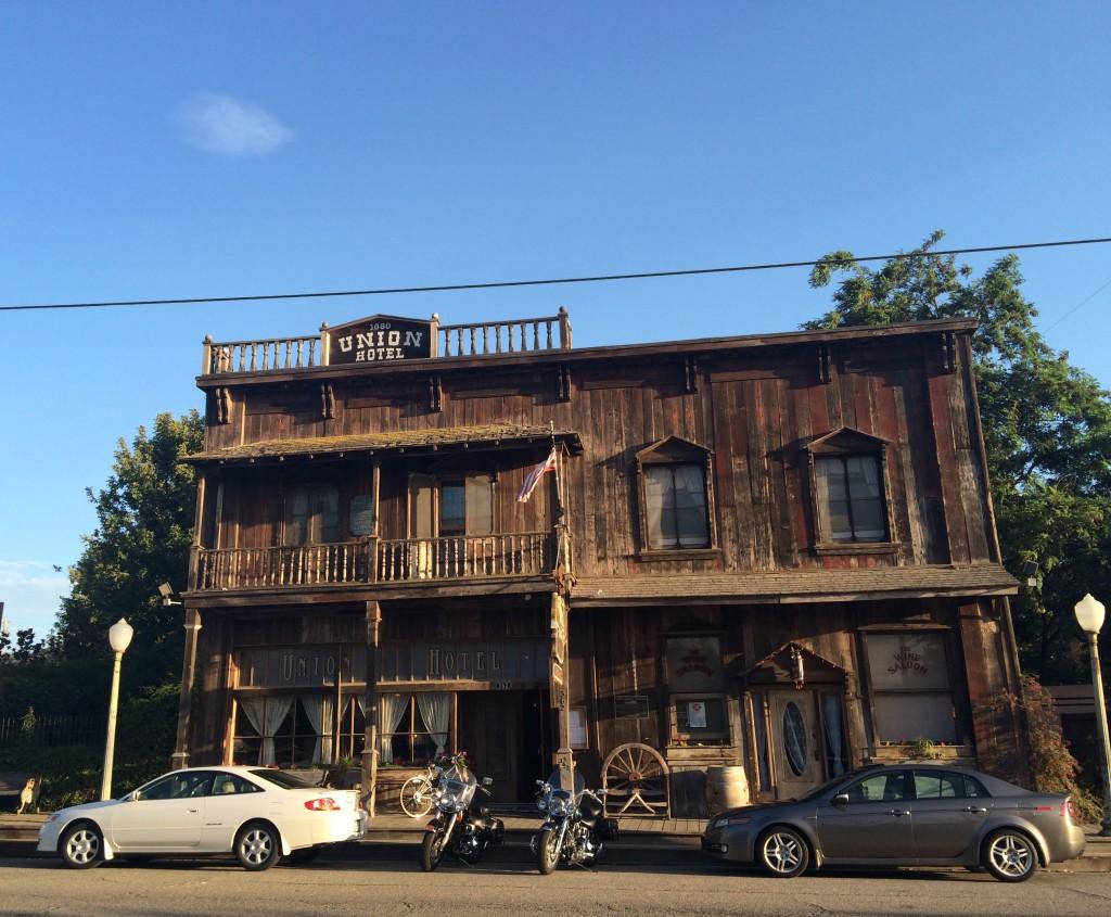 Union Hotel à los Alamos en Californie