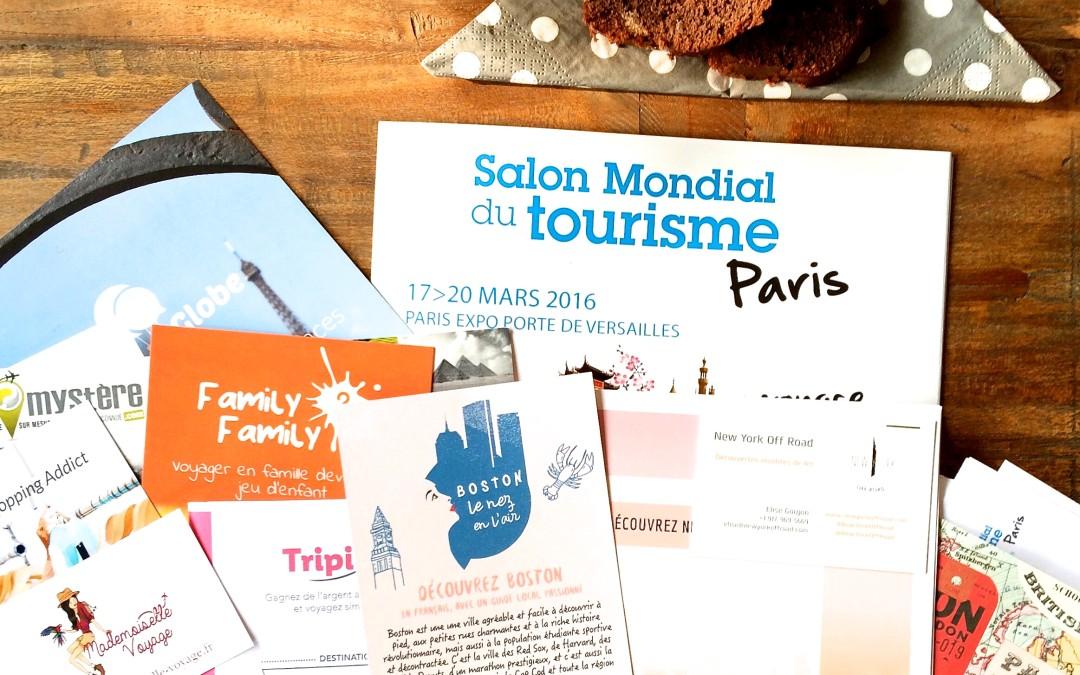 Mondial du Tourisme 2016 : tendances et innovations pour nous les voyageurs