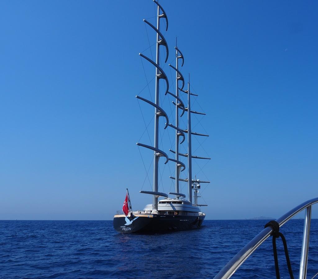 En mer, Corse