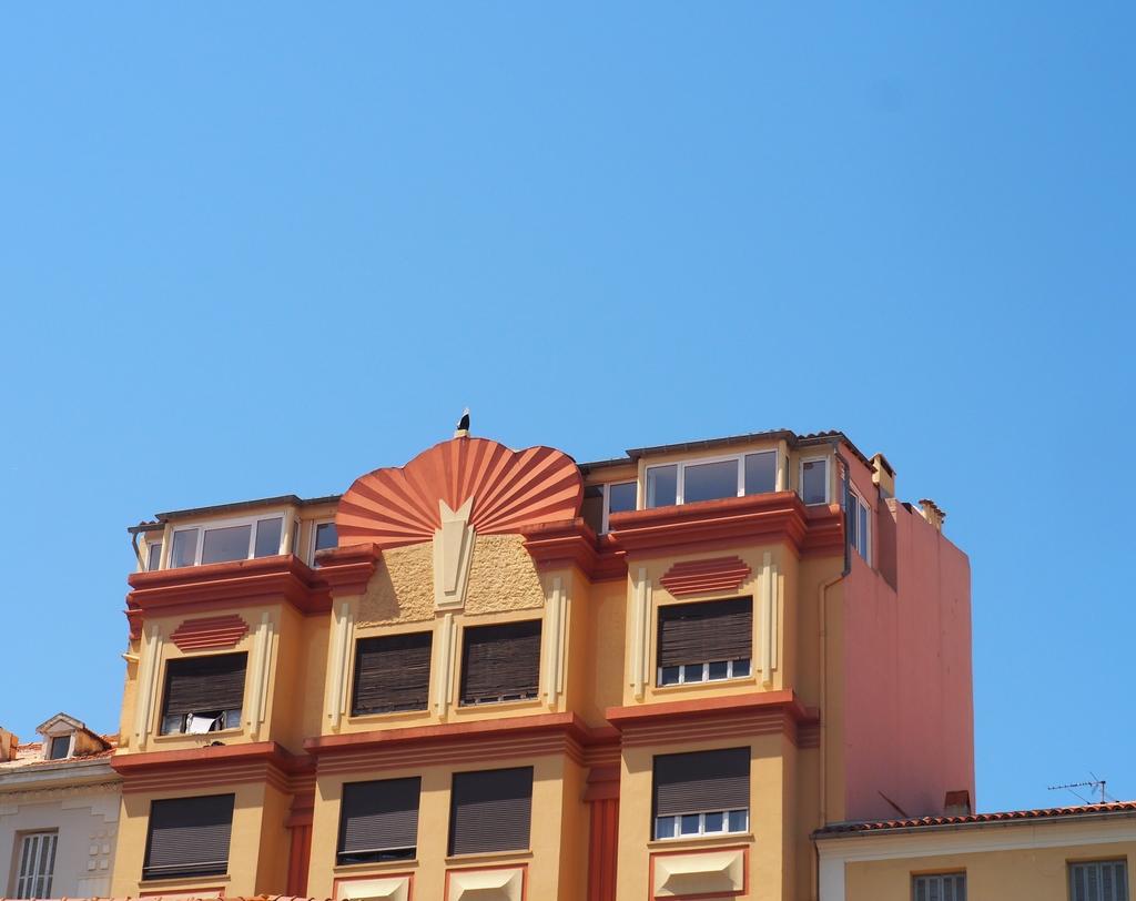 Immeubles à Ajaccio en Corse