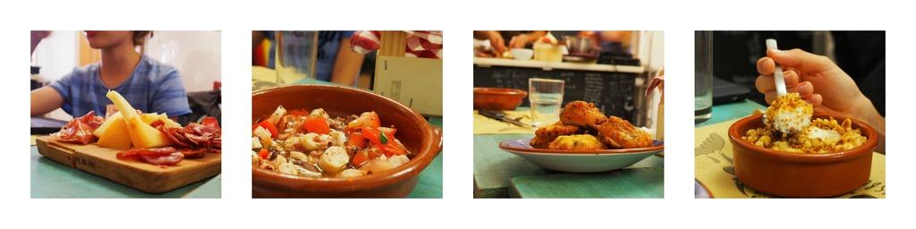 Restaurant Tu e EU dans l'Alfama à Lisbonne