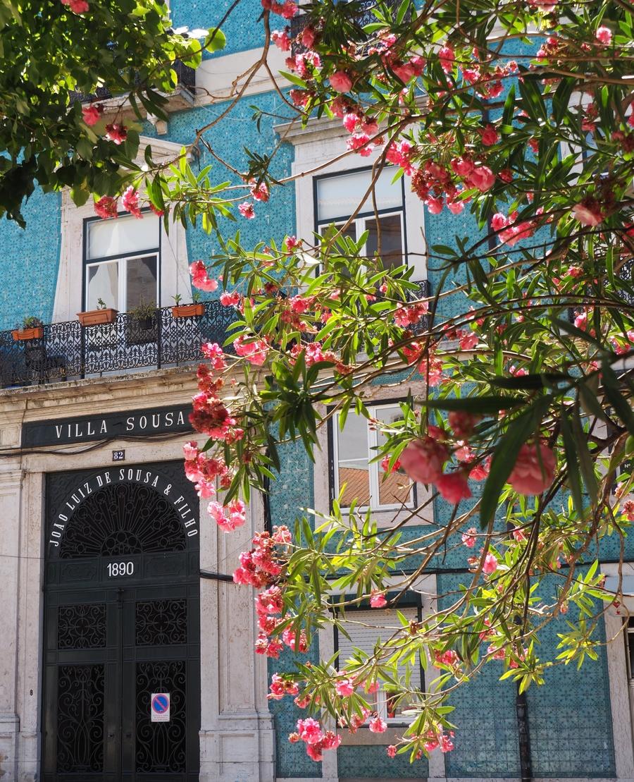Villa Sousa dans l'Alfama à Lisbonne