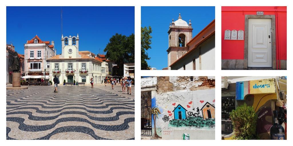 Les rues de Cascais - Lisbonne