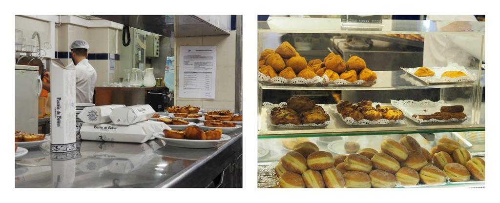 Les pastéis de Bélem - Confeitaria de Bélem - Lisbonne