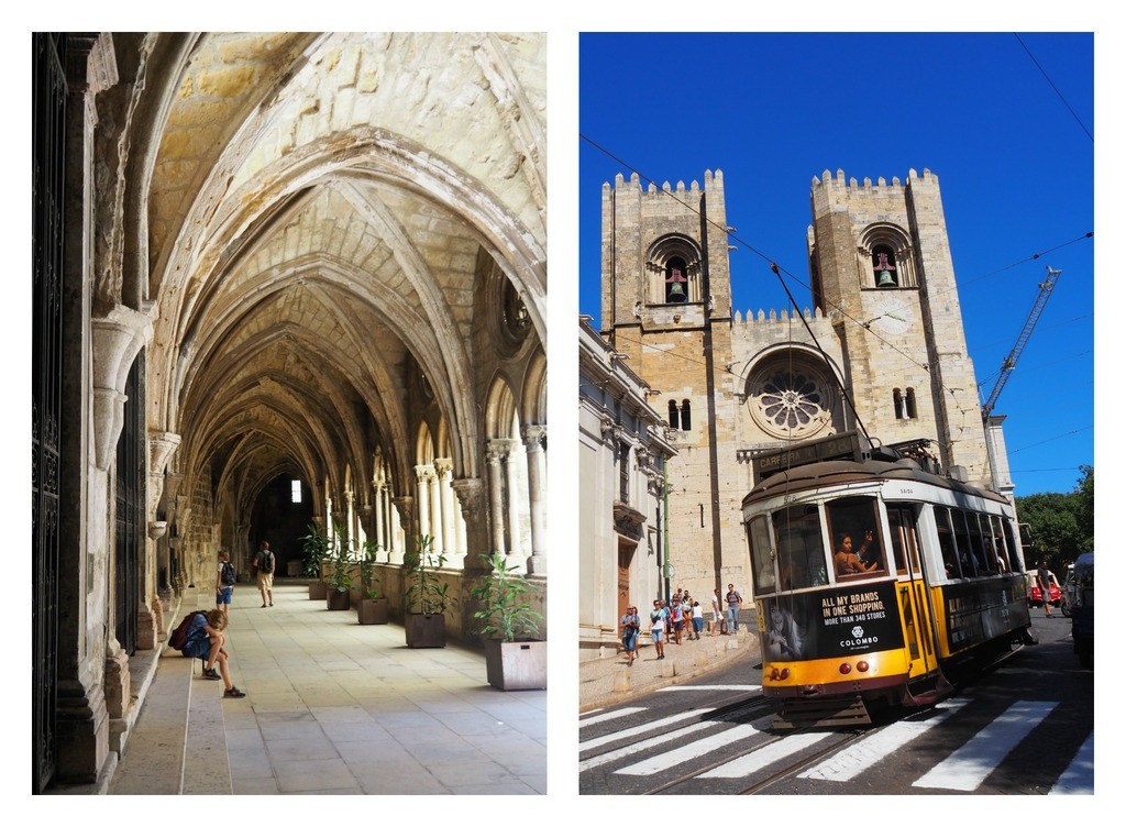 Igreja Santa Maria Maior à Lisbonne