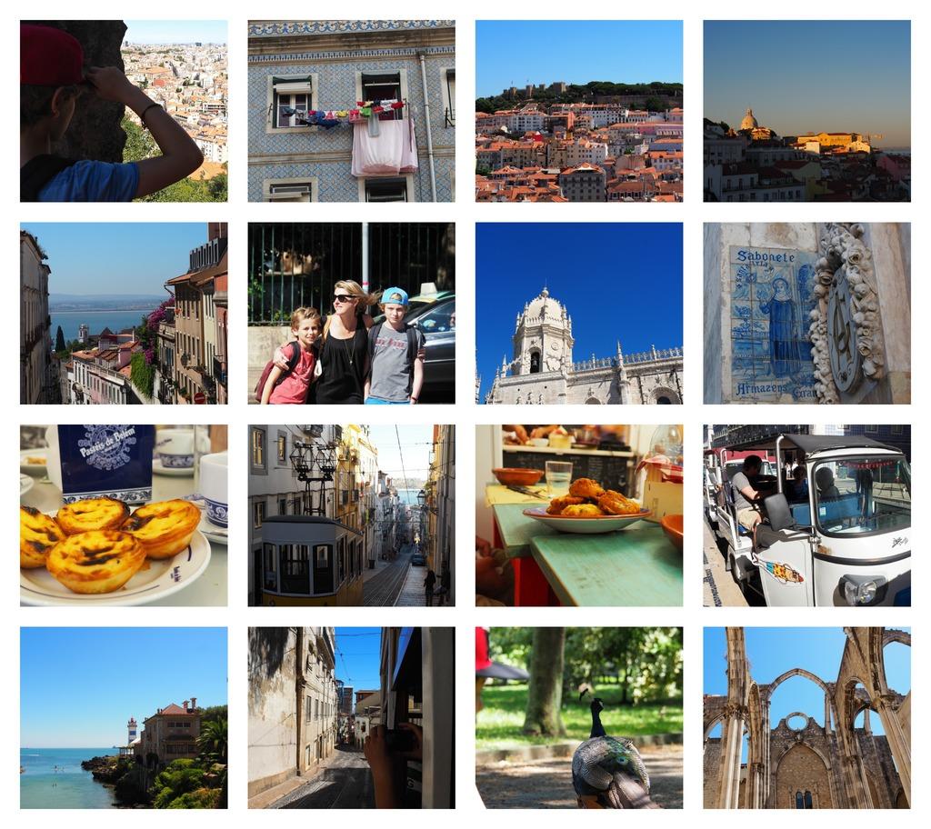 Lisbonne on a aimé...