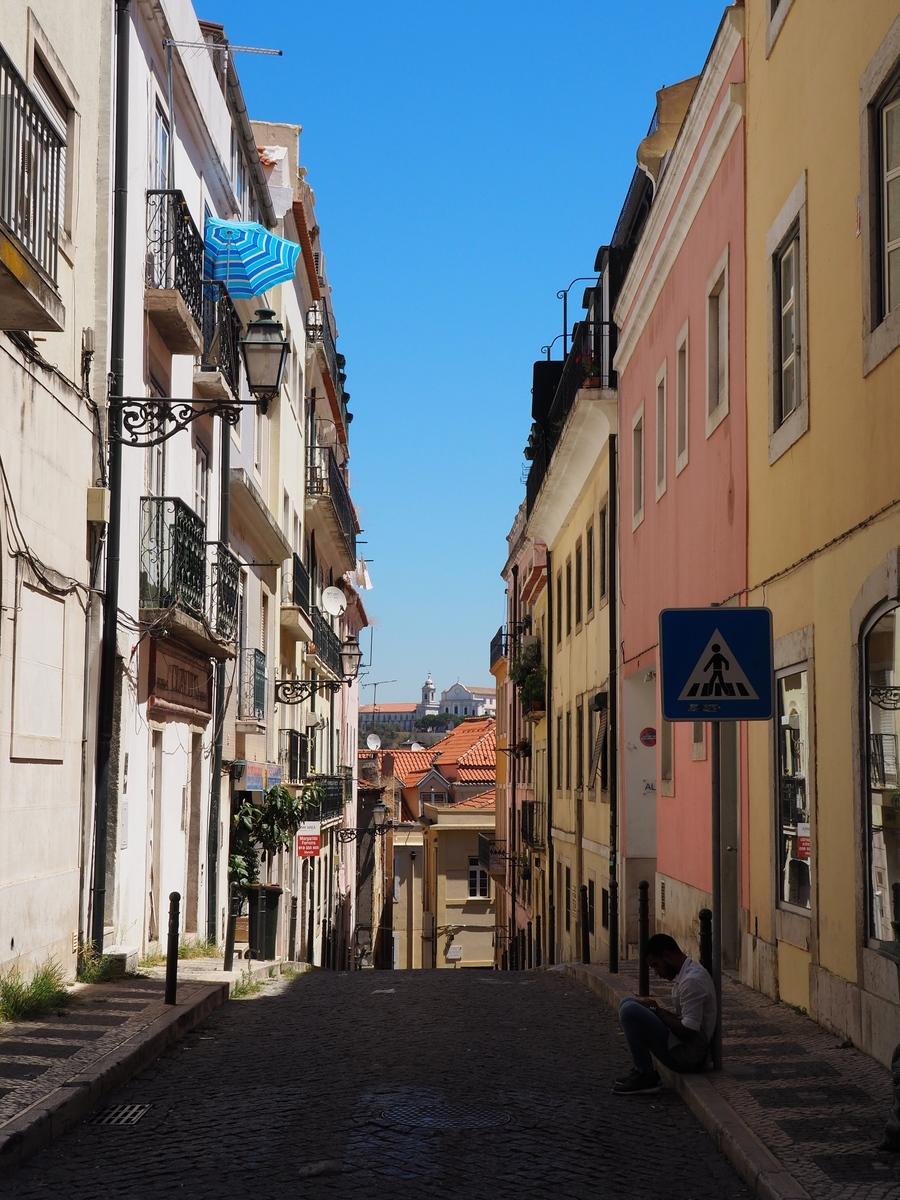 Les rues colorées et les détails charmants de Lisbonne