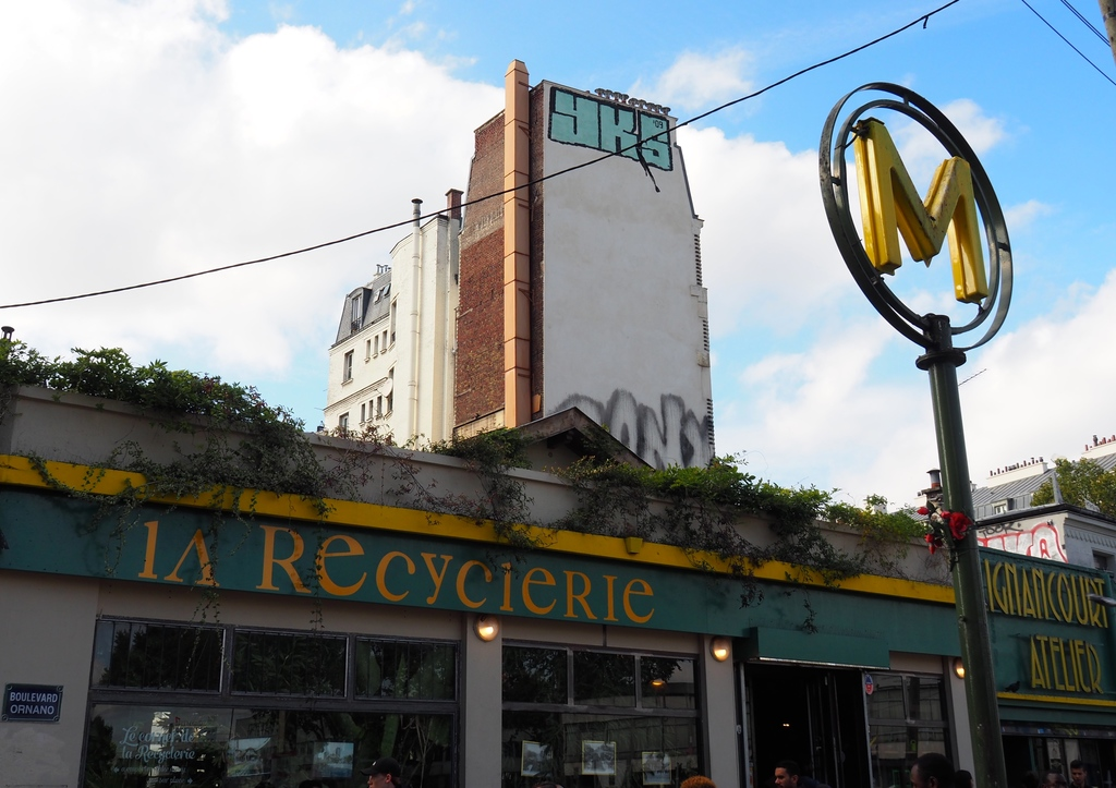 La REcyclerie à Paris