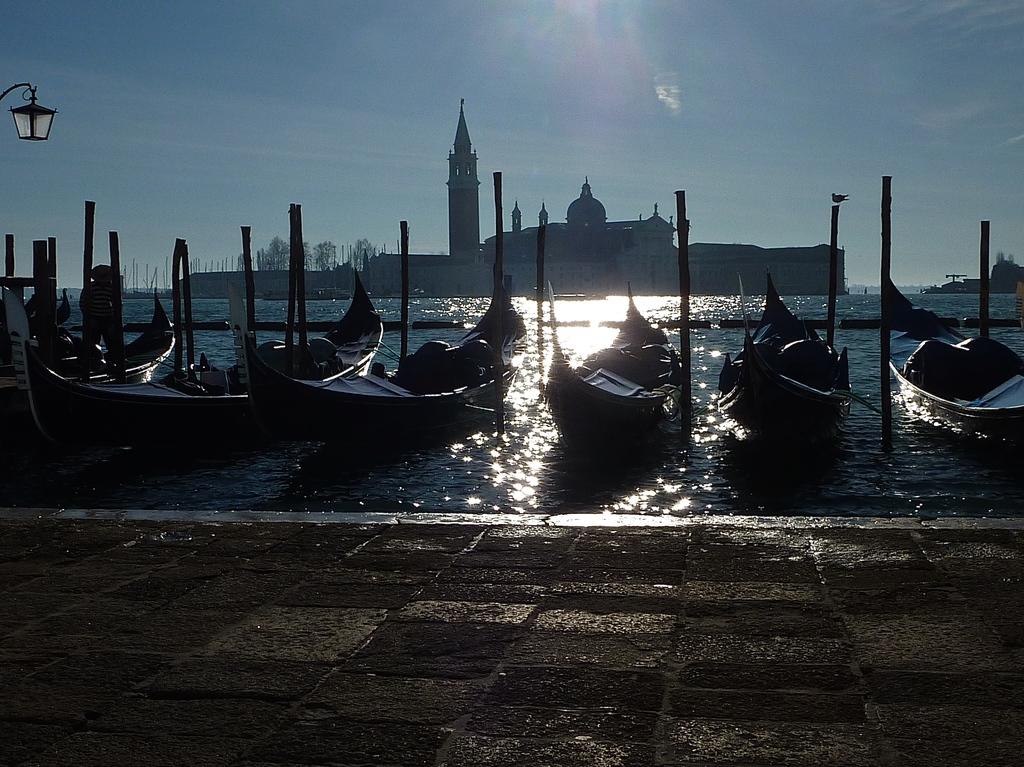 Hôtel Danieli à Venise