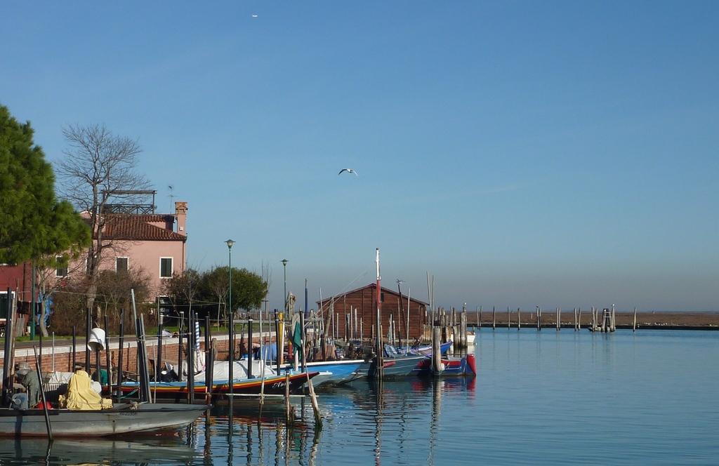Venise en hiver, Burano