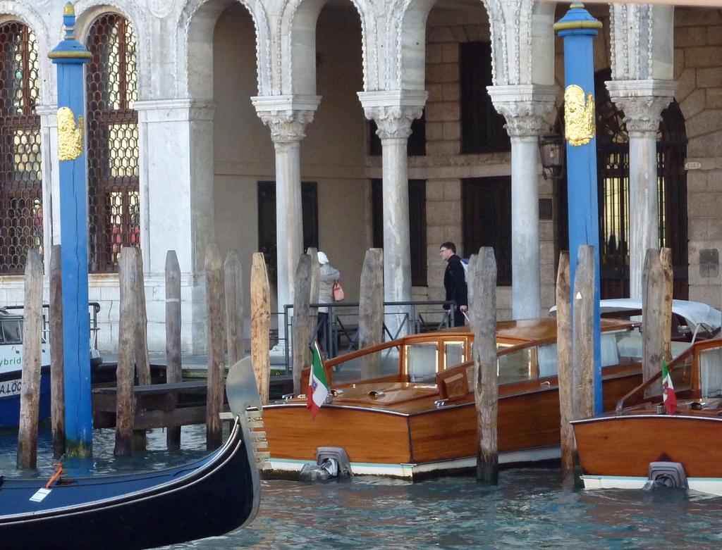 Venise en hiver et le charme des rivas