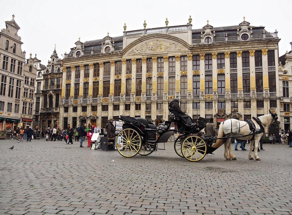 Où manger à Bruxelles ? Grand Place