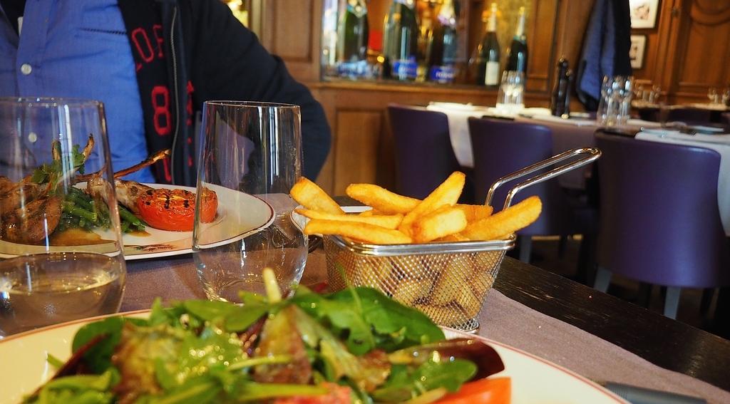 Où manger à Bruxelles ? La brasserie Ommegang