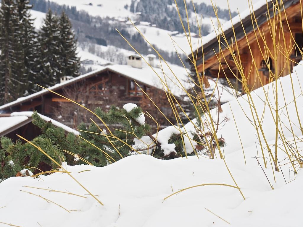 Megève en hiver