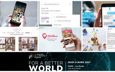 #JFD17 : mon debrief de la Journée de la Femme Digitale