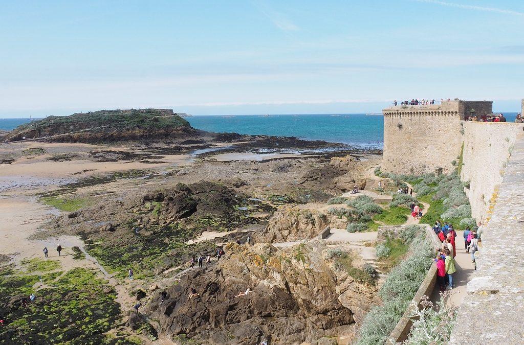 Ma première fois au salon des blogueurs voyage… et à Saint-Malo ;))