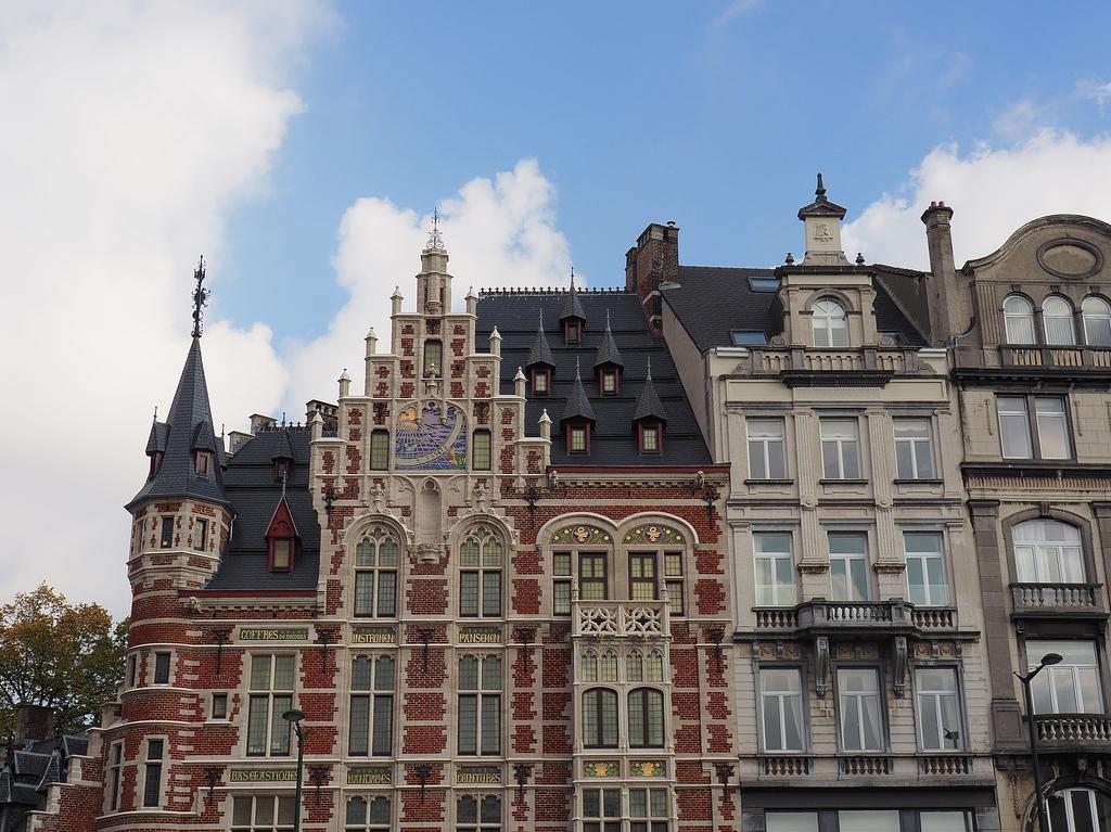 Visiter Bruxelles en famille, que faire 4 jours ? Architecture bruxelloise