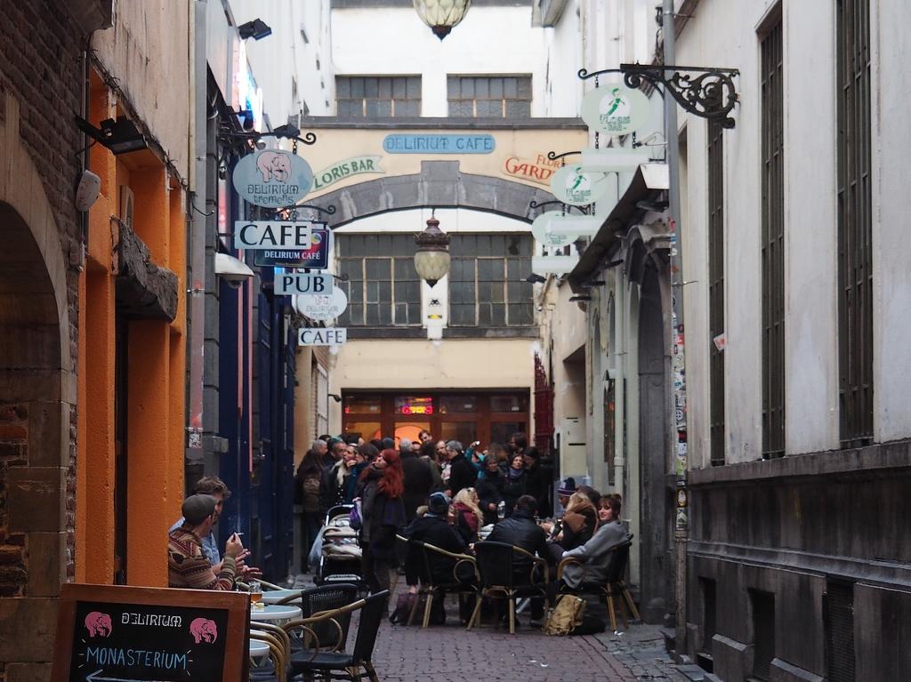 Bruxelles en 4 jours et en famille - Impasse de la Fidélité