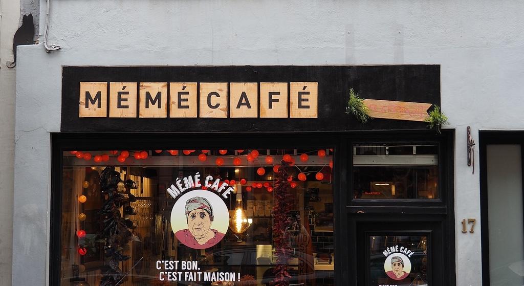 Bruxelles en 4 jours et en famille - Mémé café
