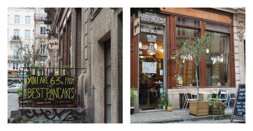 Bruxelles en 4 jours et en famille - Les meilleures pancakes du monde