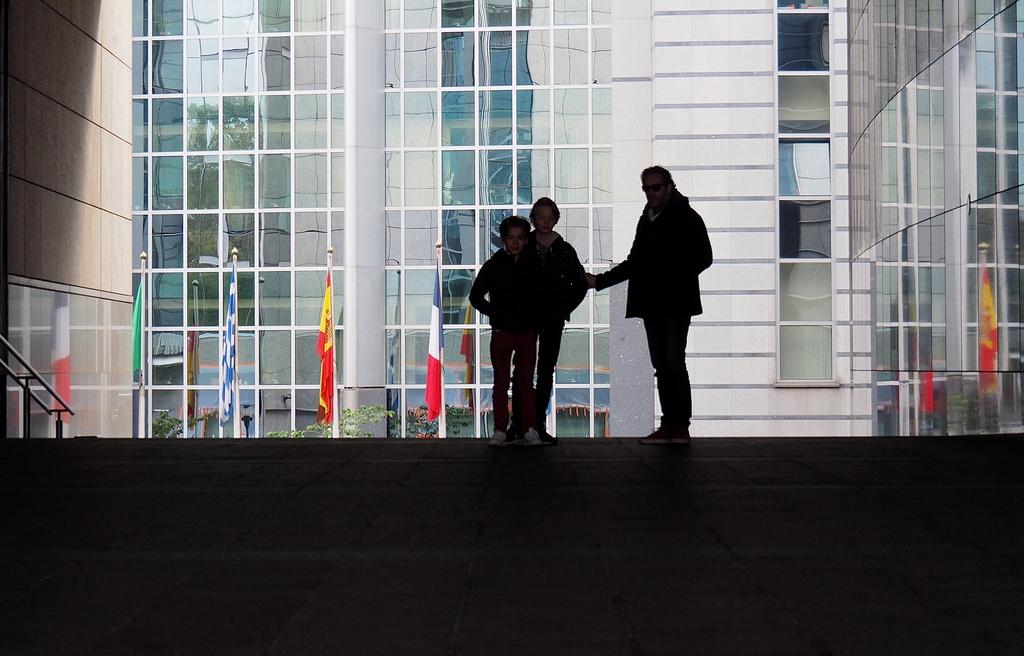Visiter Bruxelles en famille, que faire 4 jours ? - Visite du Parlement Européen