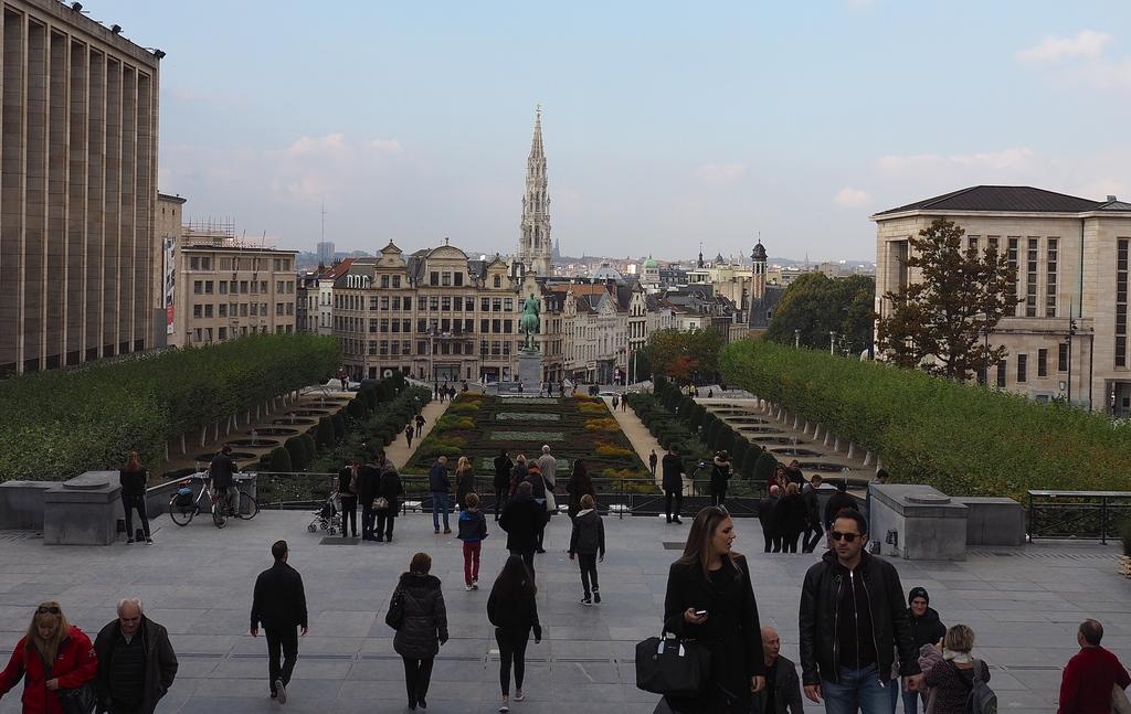 Bruxelles en 4 jours et en famille - Monts des Arts
