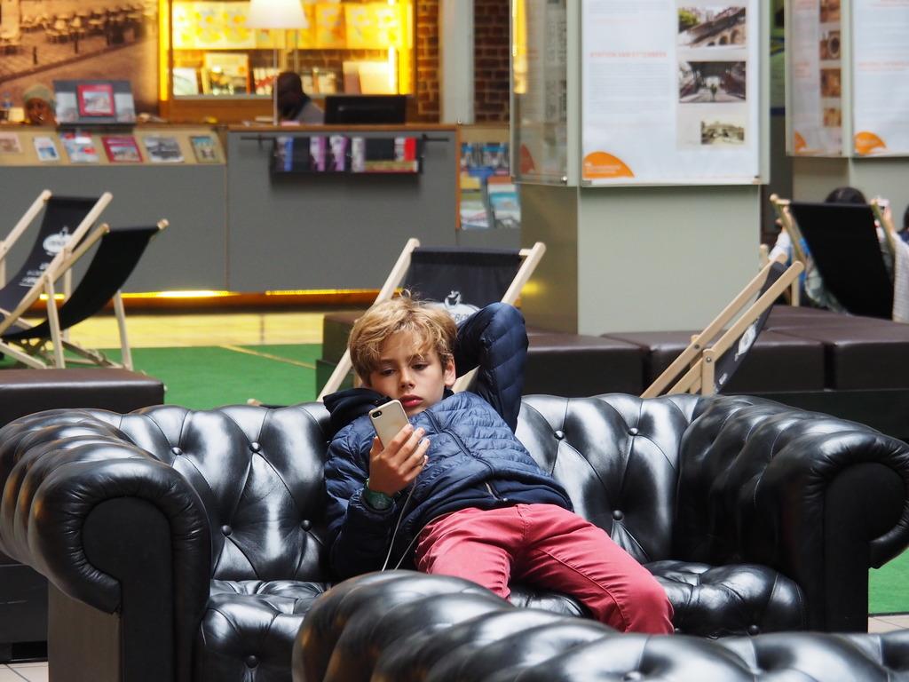 Visiter Bruxelles en famille, que faire 4 jours ? - Halles Saint-Gery