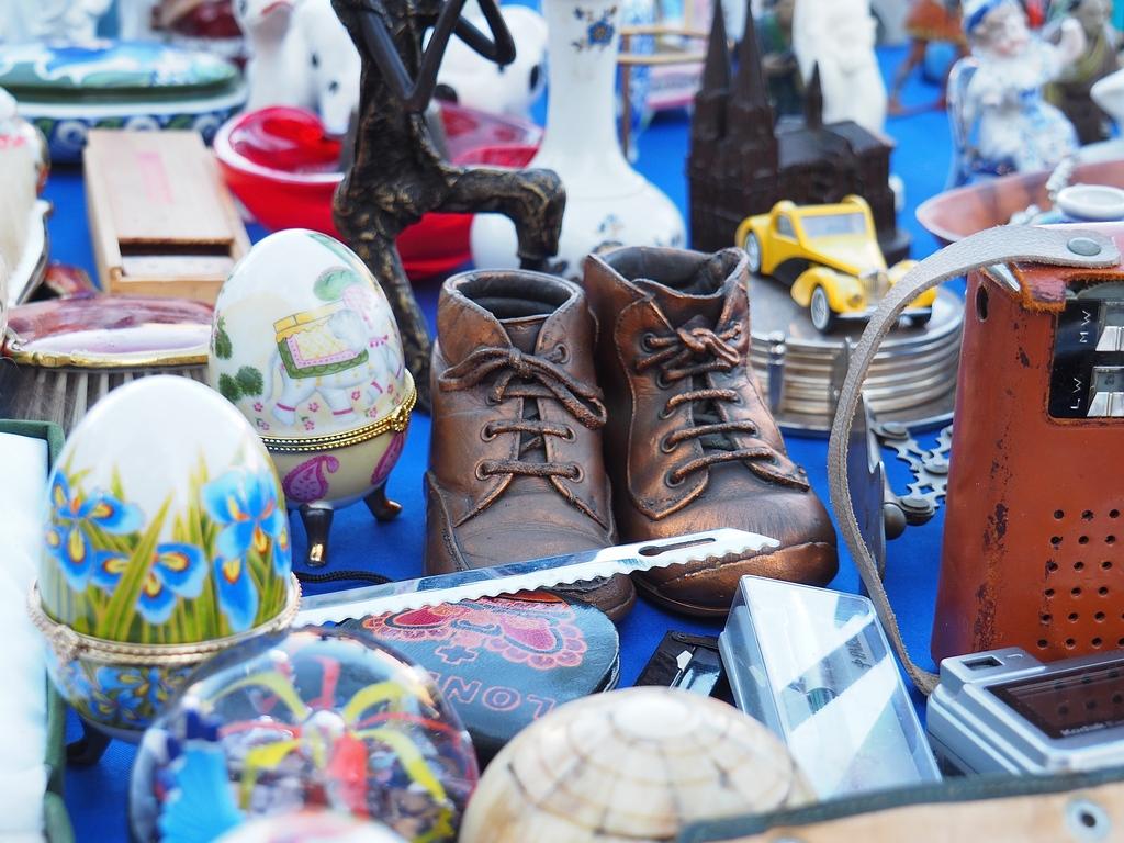 Visiter Bruxelles en famille, que faire en 4 jours ? - Un dimanche aux Marolles - Le marché aux Puces
