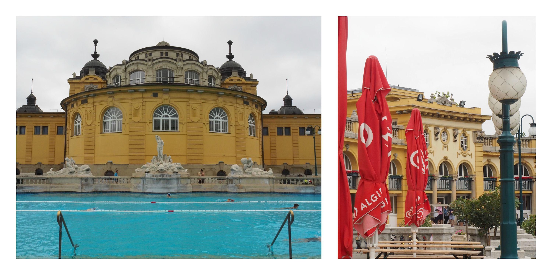 Visite de Budapest en famille, itinéraire sur 5 jours - Les Bains Szechenyi