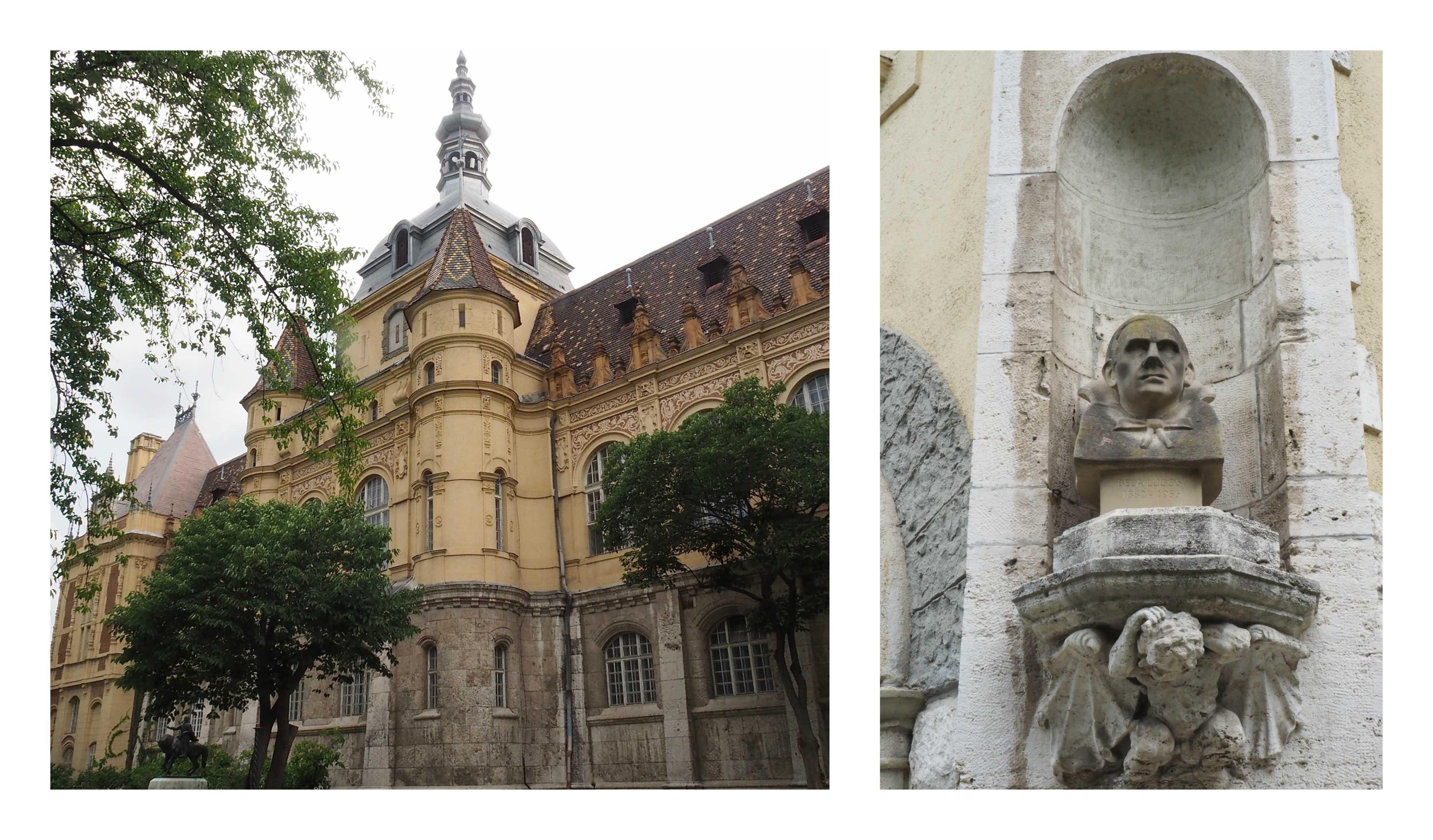 Visite de Budapest en famille, itinéraire sur 5 jours - Balade dans le quartier du Bois de la ville - Château Vajdahunyad
