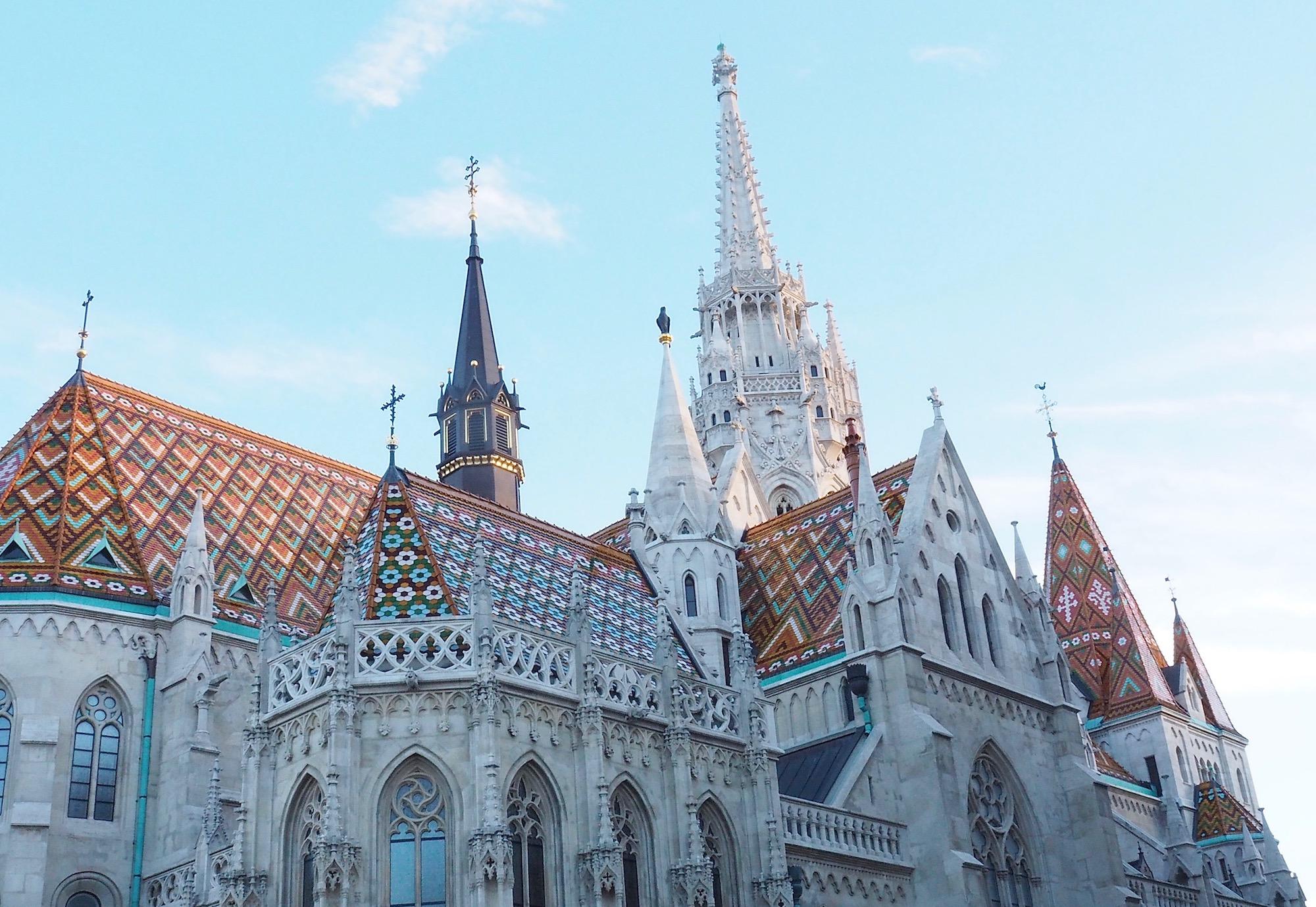 Visite de Budapest en famille, itinéraire sur 5 jours - Bord du Danube - Bastion des Pêcheurs