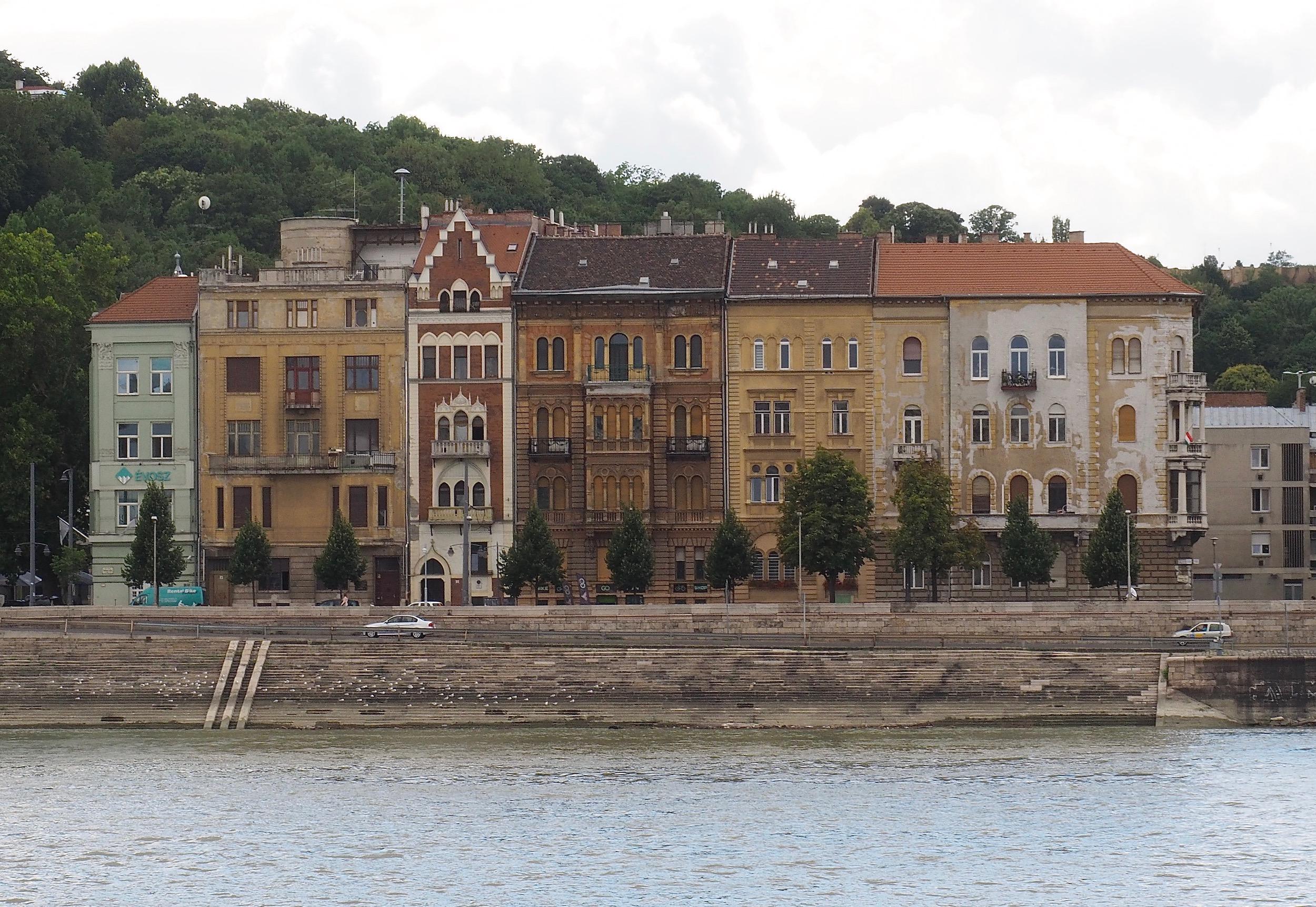 Visite de Budapest en famille, itinéraire sur 5 jours - Bord du Danube