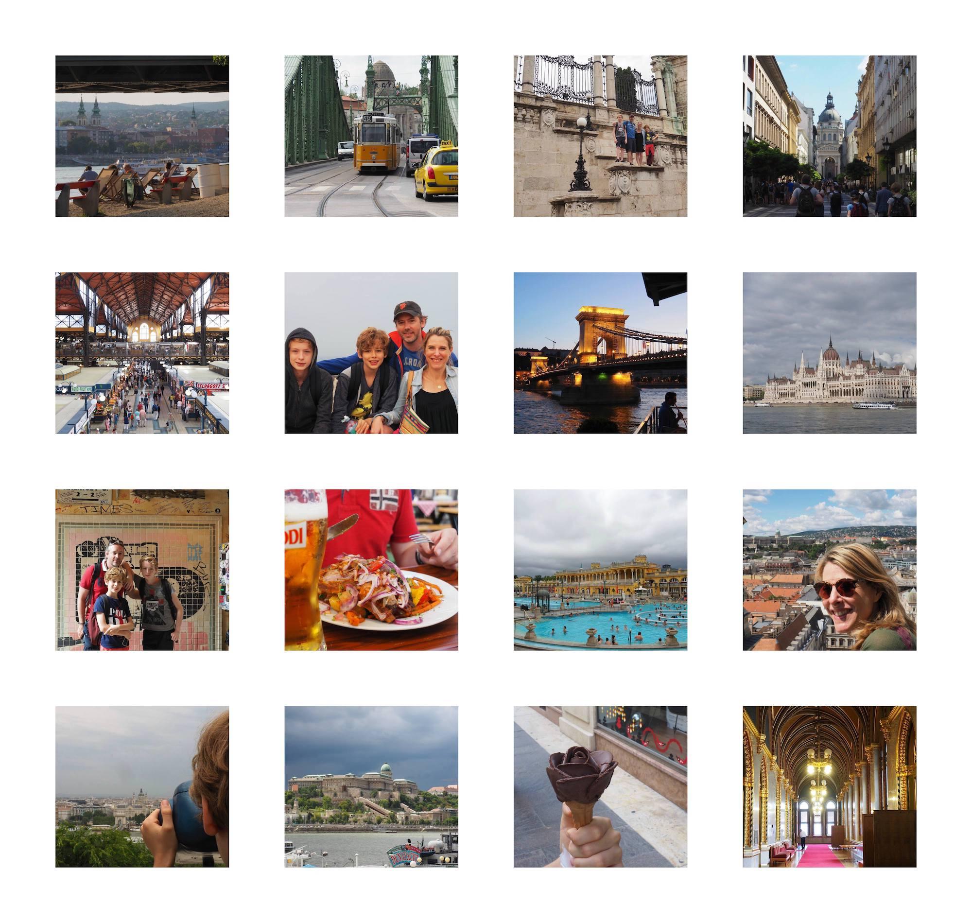 Visite de Budapest en famille, itinéraire sur 5 jours - on a aimé !